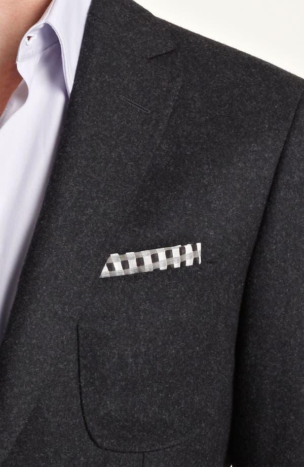 Alternate Image 3  - Z Zegna 'Compact' Trim Fit Wool Blazer