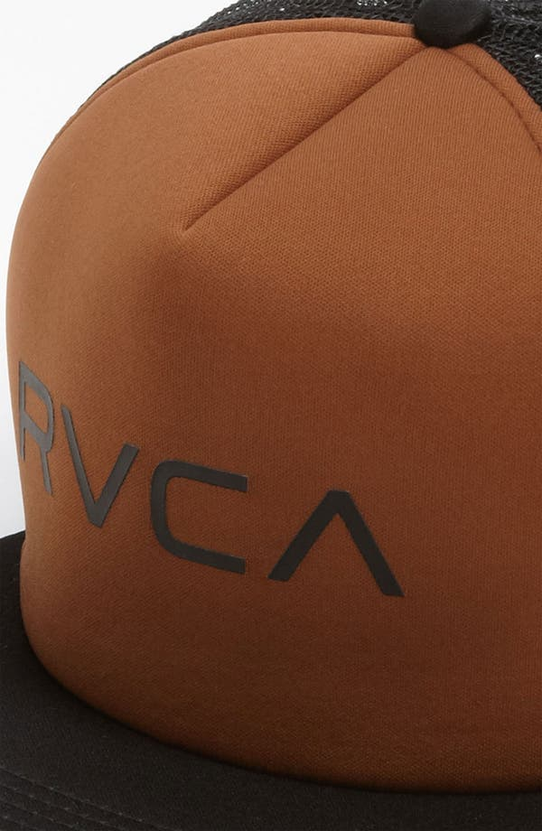 Alternate Image 2  - RVCA Trucker Cap