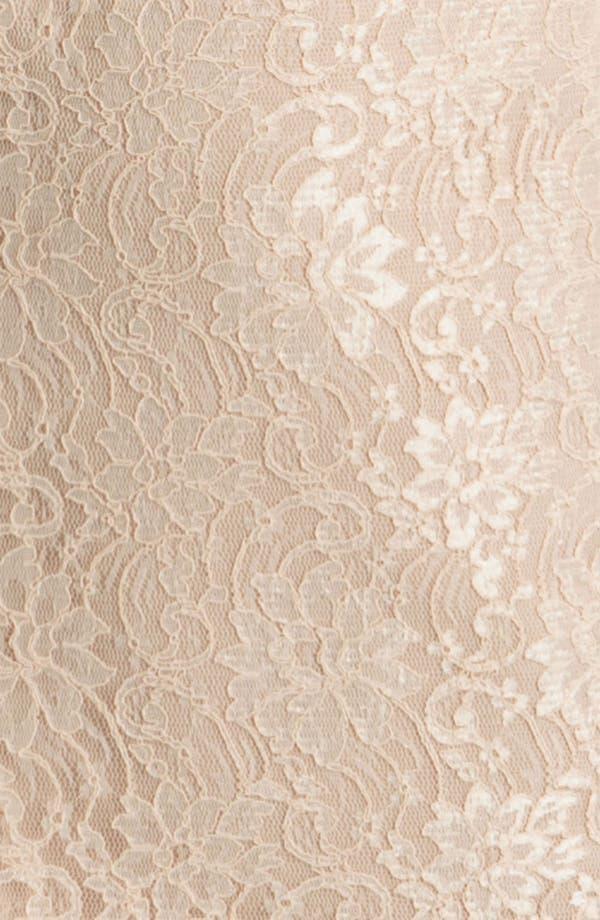 Alternate Image 4  - Tahari Lace Sheath Dress & Jacket