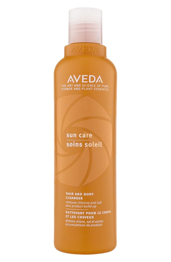 Sun Care Hair & Body Cleanser,                         Main,                         color, No Color