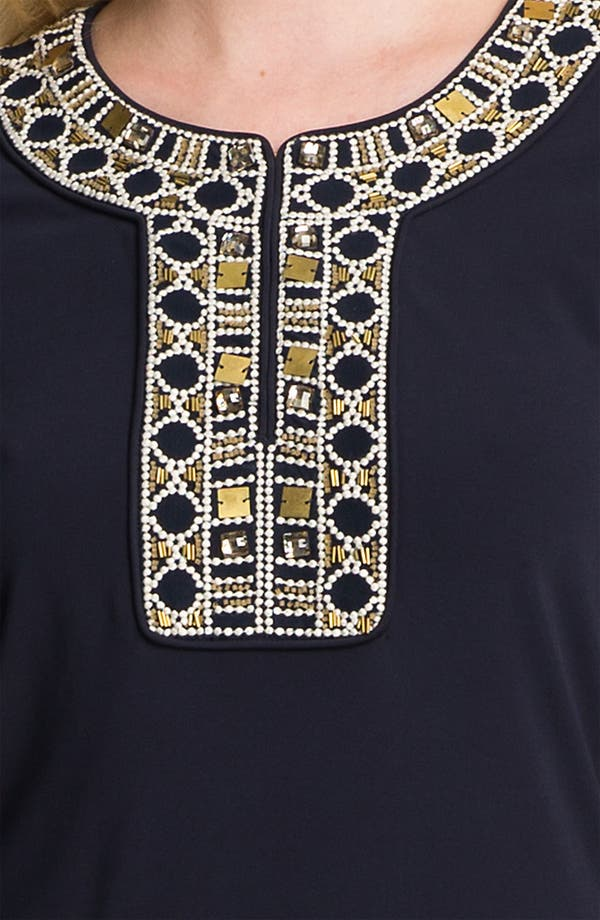 Alternate Image 3  - Tory Burch 'Carissa' Embellished Sheath Dress
