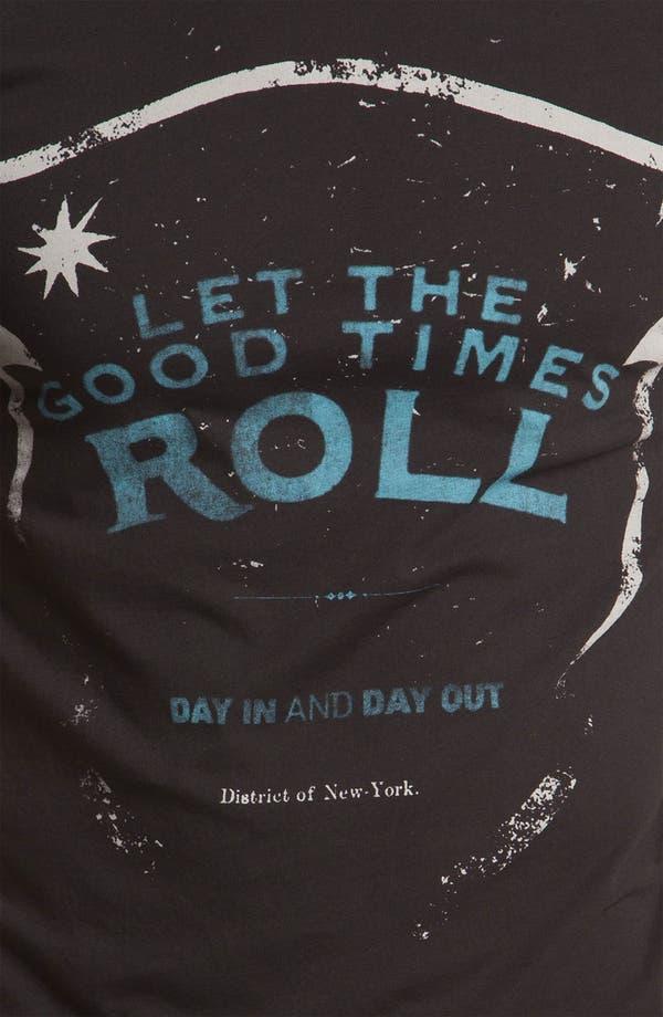 Alternate Image 3  - Scott Free 'Good Times' T-Shirt