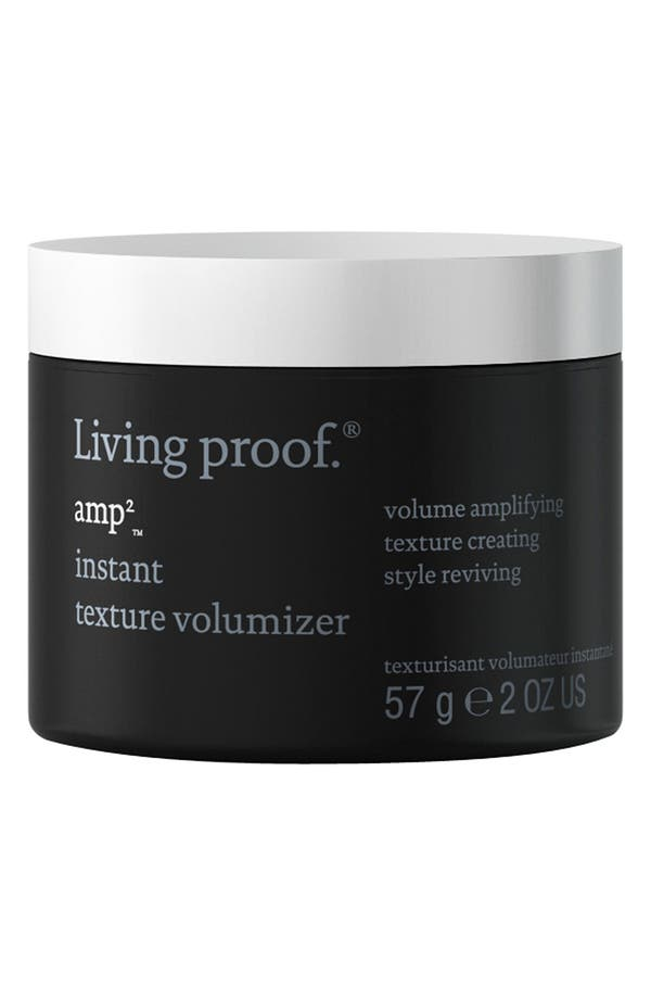 Main Image - Living proof® amp² Instant Texture Volumizer