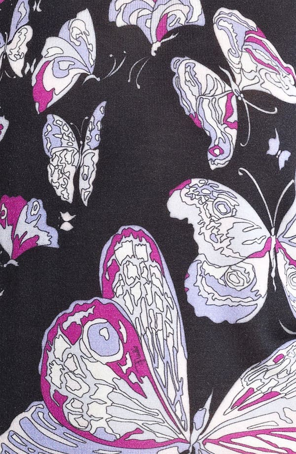 Alternate Image 4  - Emilio Pucci Butterfly Print Tee
