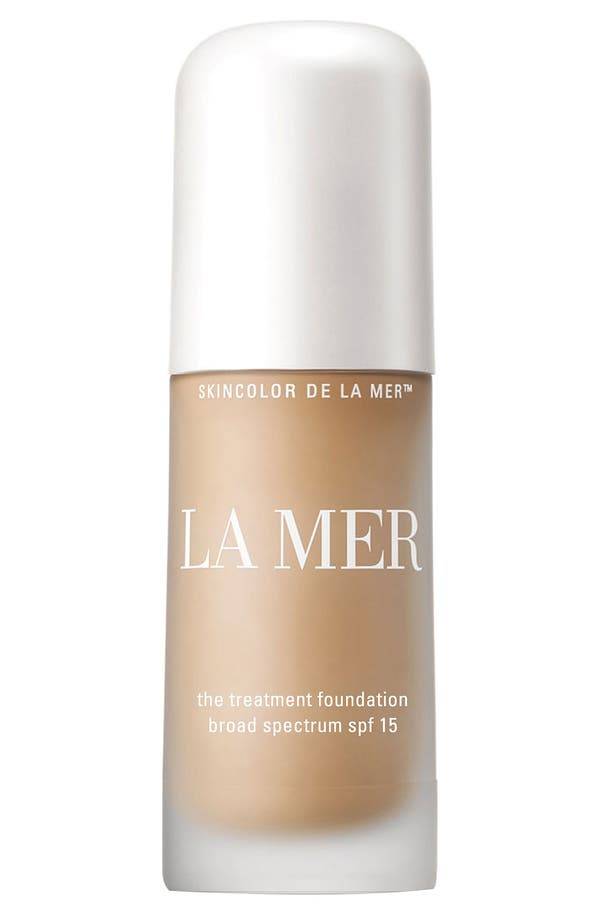 Alternate Image 1 Selected - La Mer 'The Treatment Fluid Foundation' Broad Spectrum SPF 15