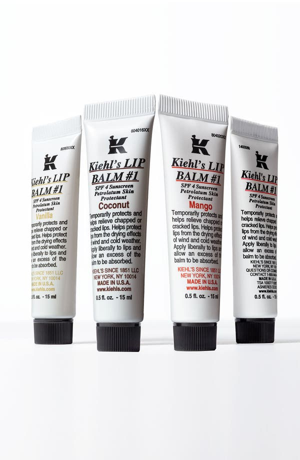 Main Image - Kiehl's Since 1851 'Giftables' Lip Balm Set ($34 Value)