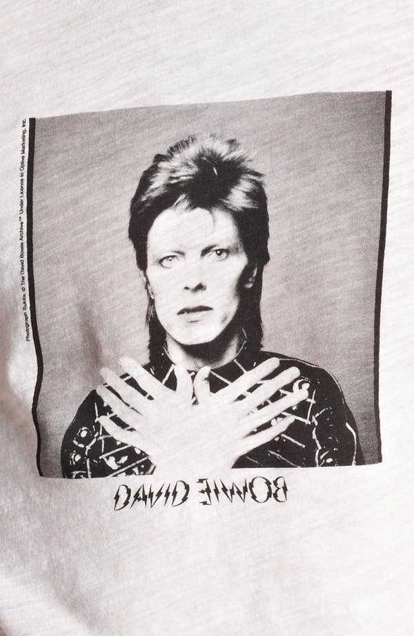 Alternate Image 3  - Dolce&Gabbana 'David Bowie' Print T-Shirt