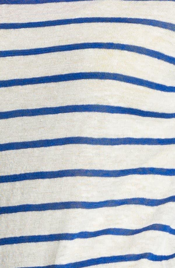 Alternate Image 3  - Vince Mixed Stripe Sweater