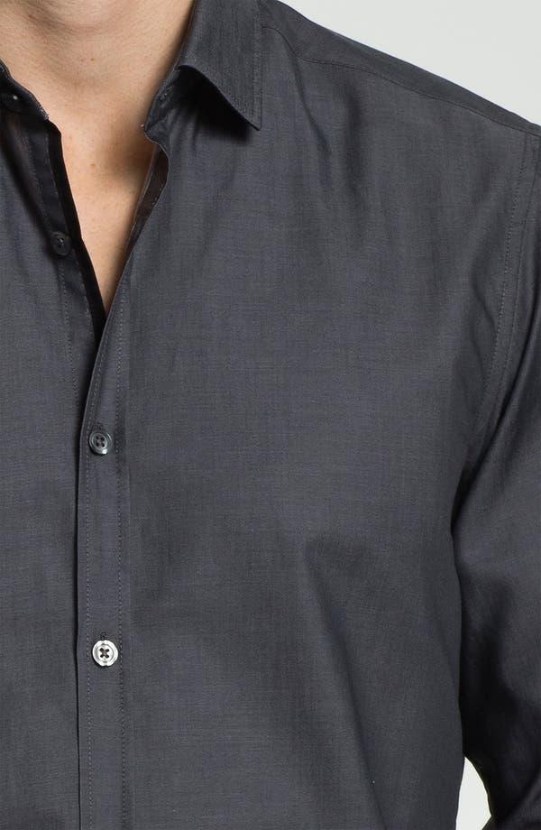 Alternate Image 3  - BOSS Black 'Lorenzo' Regular Fit Sport Shirt