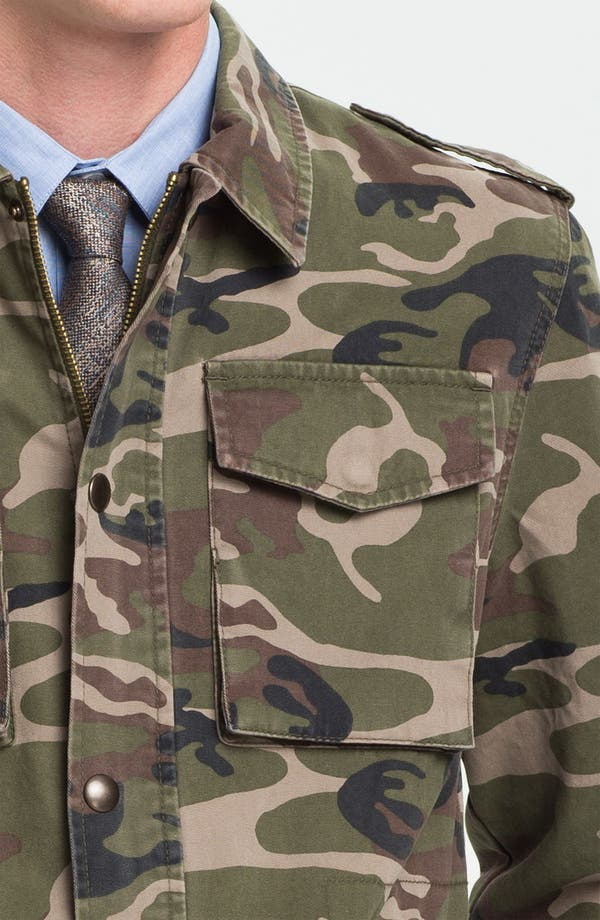 Alternate Image 3  - Topman 'Blenheim' Camo Field Jacket