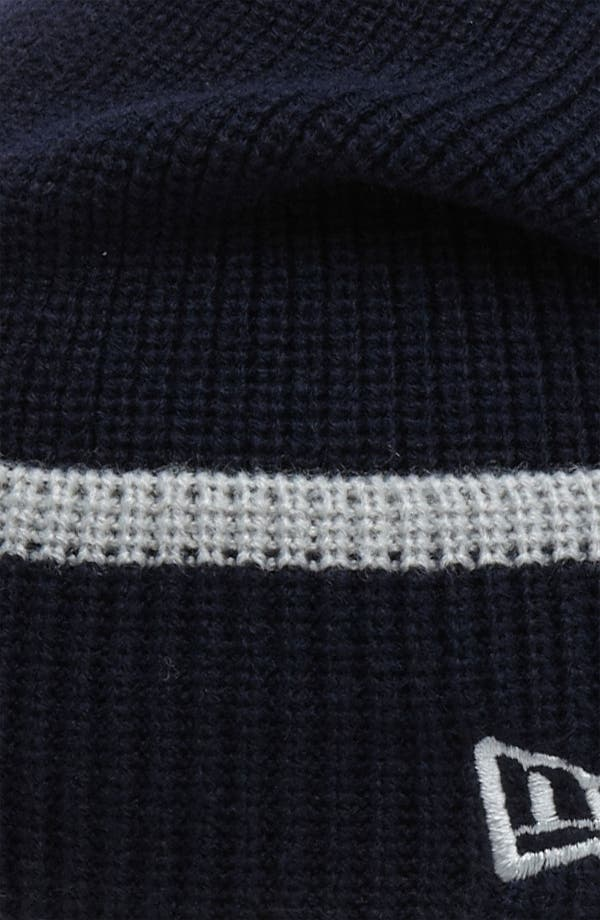 Alternate Image 2  - New Era Cap 'New York Yankees' Pop-Cuff Knit Beanie