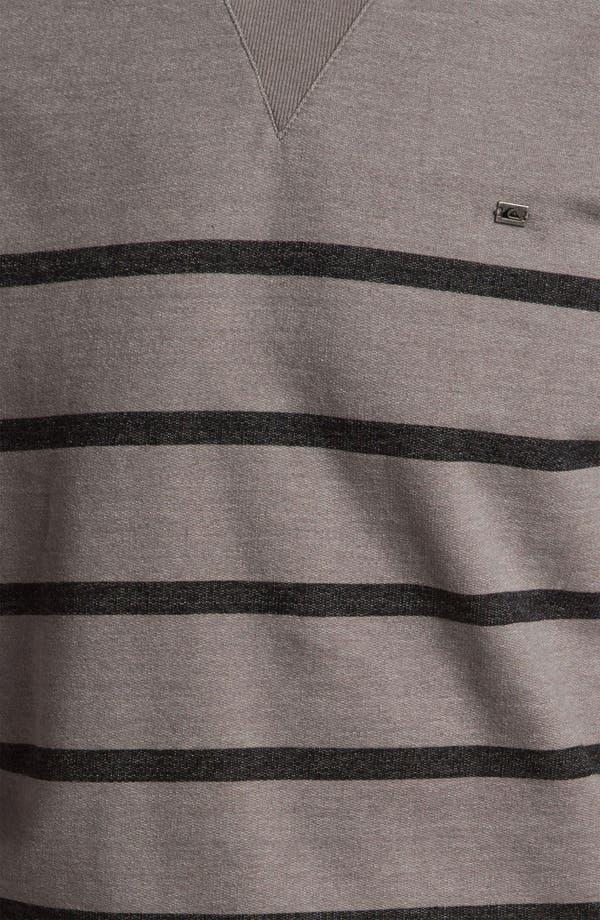 Alternate Image 3  - Quiksilver 'Malone' Crewneck Sweatshirt