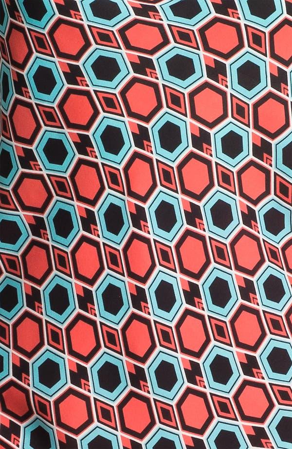 Alternate Image 3  - Classiques Entier® 'Altro' Drape Neck Silk Top