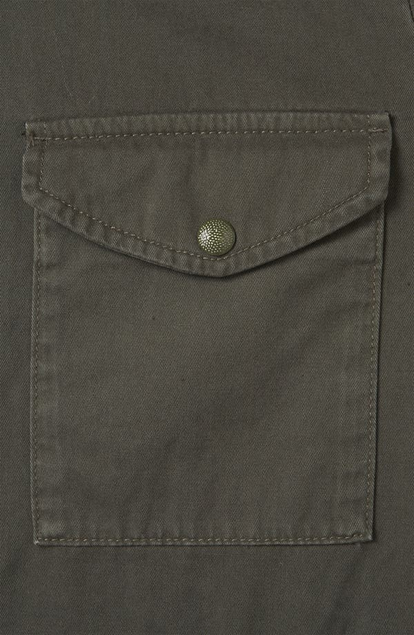 Alternate Image 3  - Topshop Military Jacket
