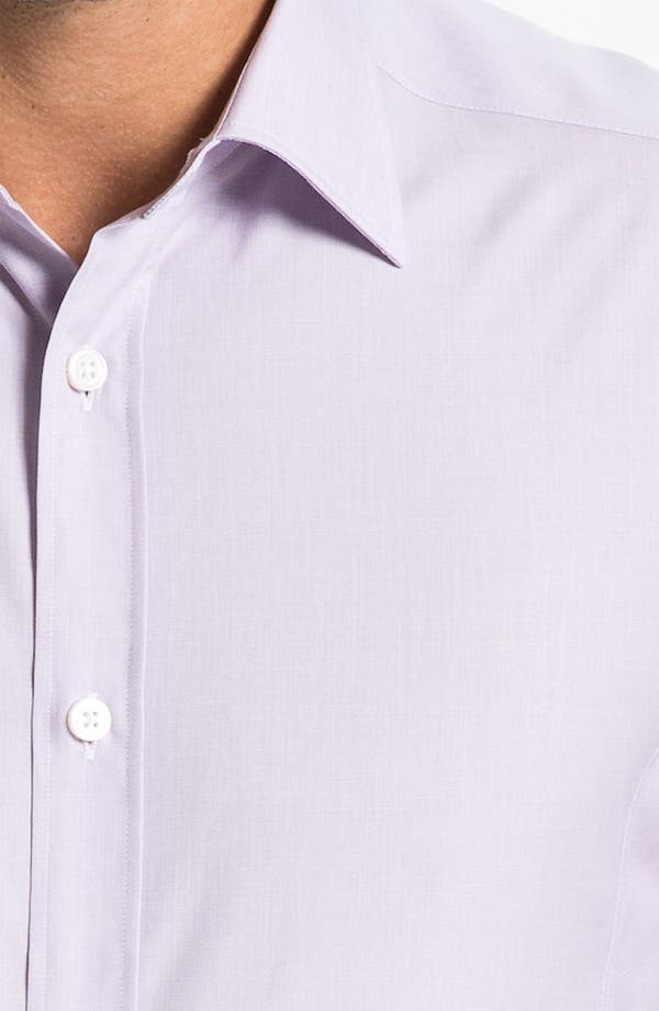Alternate Image 3  - Z Zegna Extra Trim Fit Dress Shirt