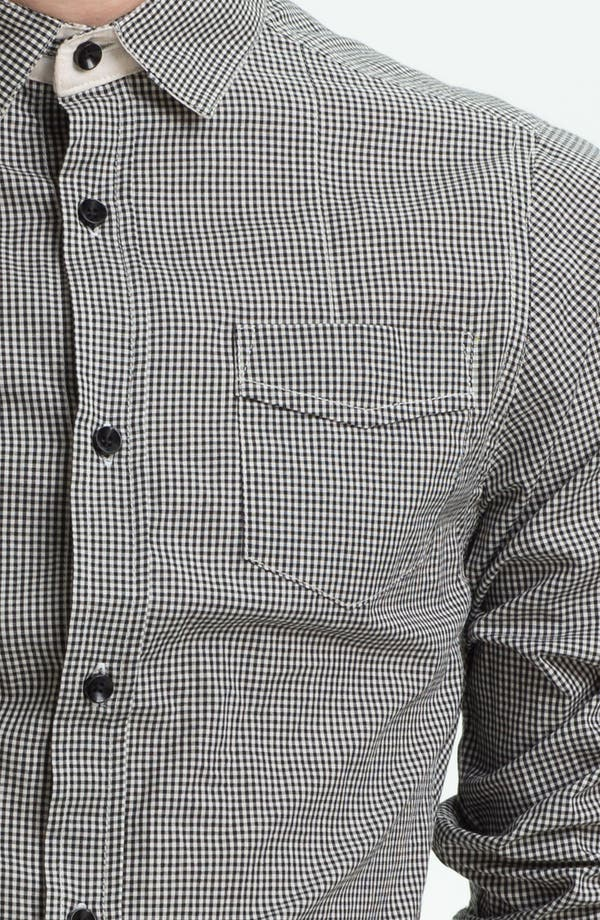 Alternate Image 3  - Descendant of Thieves Gingham Woven Shirt