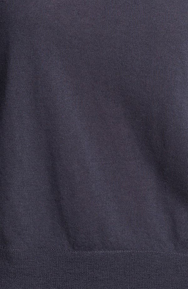 Alternate Image 3  - Christopher Fischer 'Gillian' Cashmere & Chiffon Trim Sweater (Online Exclusive)