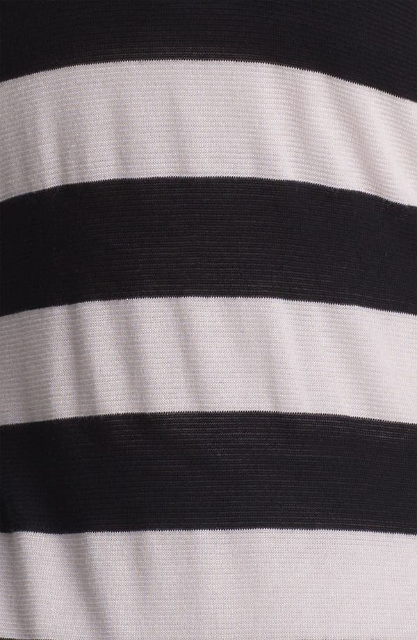Alternate Image 3  - Olivia Moon Asymmetrical Stripe Cardigan