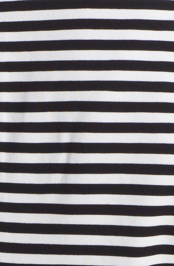 Alternate Image 3  - Halogen Stripe Ponte Jacket