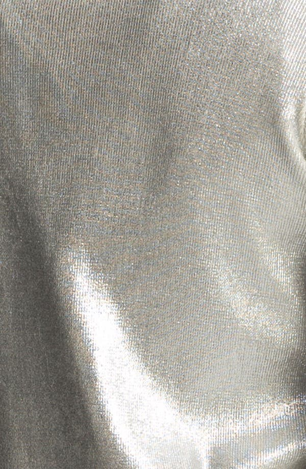 Alternate Image 5  - Robert Rodriguez Silver Laminated Cardigan