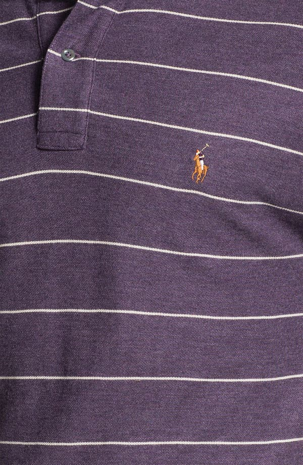Alternate Image 3  - Polo Ralph Lauren Classic Fit Mesh Polo