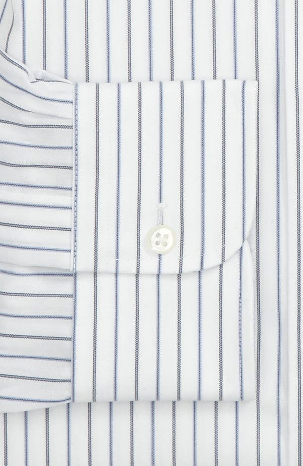 Alternate Image 2  - Nordstrom Traditional Fit Non-Iron Stripe Dress Shirt (Online Only)