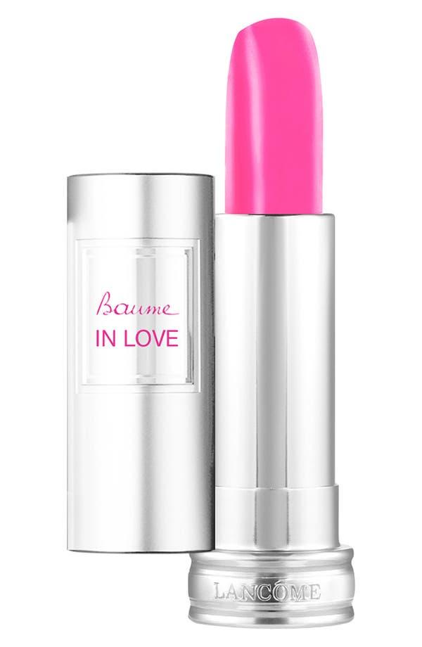 Alternate Image 1 Selected - Lancôme 'Baume in Love' Sheer Tinted Lipbalm