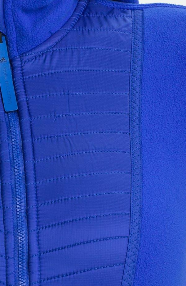 Alternate Image 3  - adidas by Stella McCartney 'Wintersports' Performance Fleece Jacket