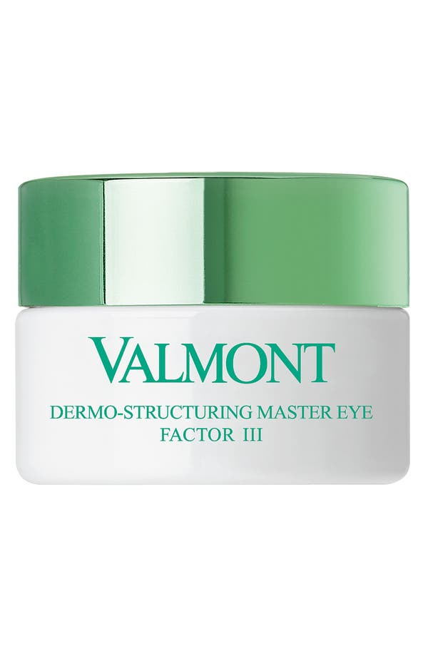 Alternate Image 1 Selected - Valmont 'Dermo-Structuring Master Eye Factor III' Cream
