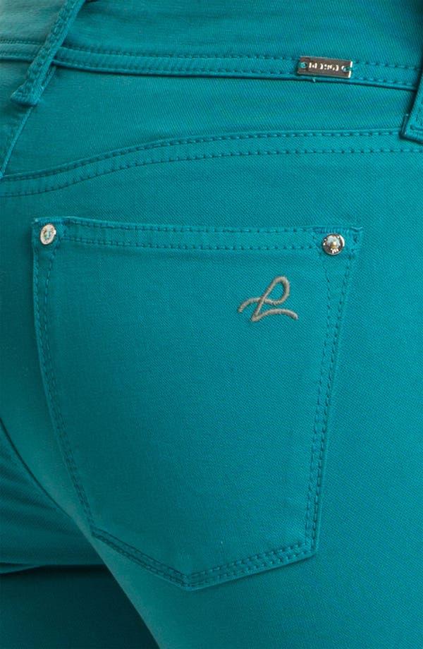 Alternate Image 3  - DL1961 'Emma' X-Fit Stretch Skinny Jeans (Aruba)