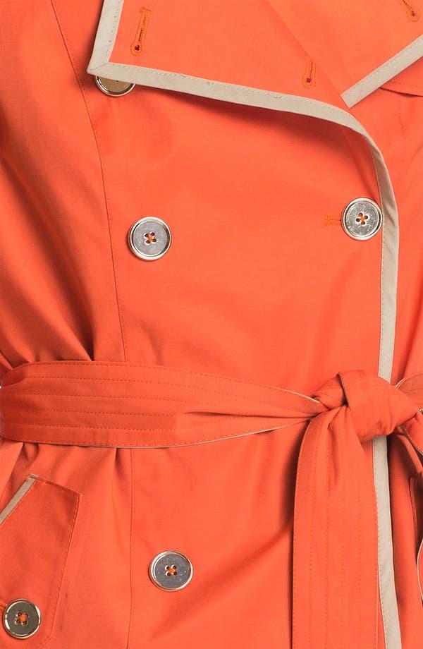 Alternate Image 3  - Sam Edelman Zip Back Trench Coat