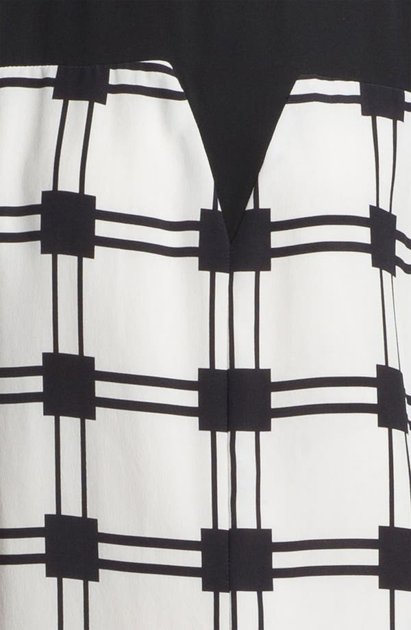 Alternate Image 3  - Tibi 'Marcel' Check Shift Dress