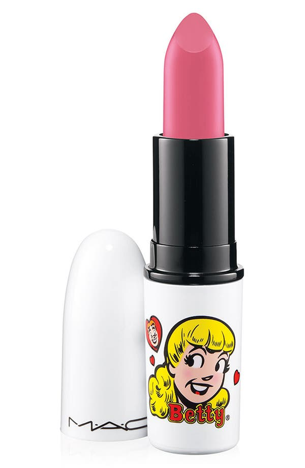 Alternate Image 1 Selected - M·A·C 'Archie's Girls - Betty' Lipstick