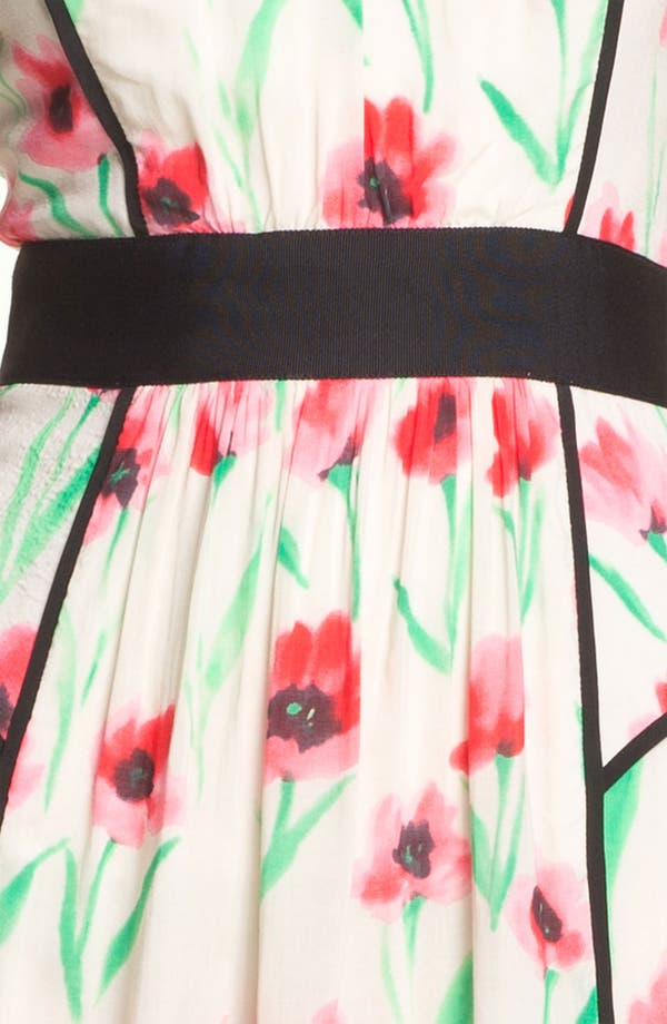 Alternate Image 3  - Milly 'Gillian' Print Fit & Flare Dress
