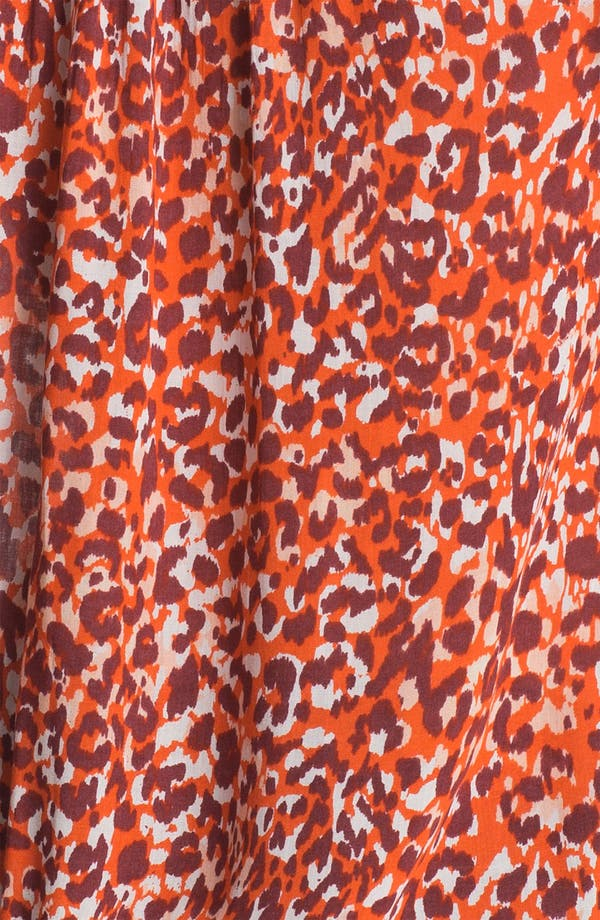 Alternate Image 3  - Lucky Brand 'Safi - Mayan Cheetah' Blouse (Online Exclusive)