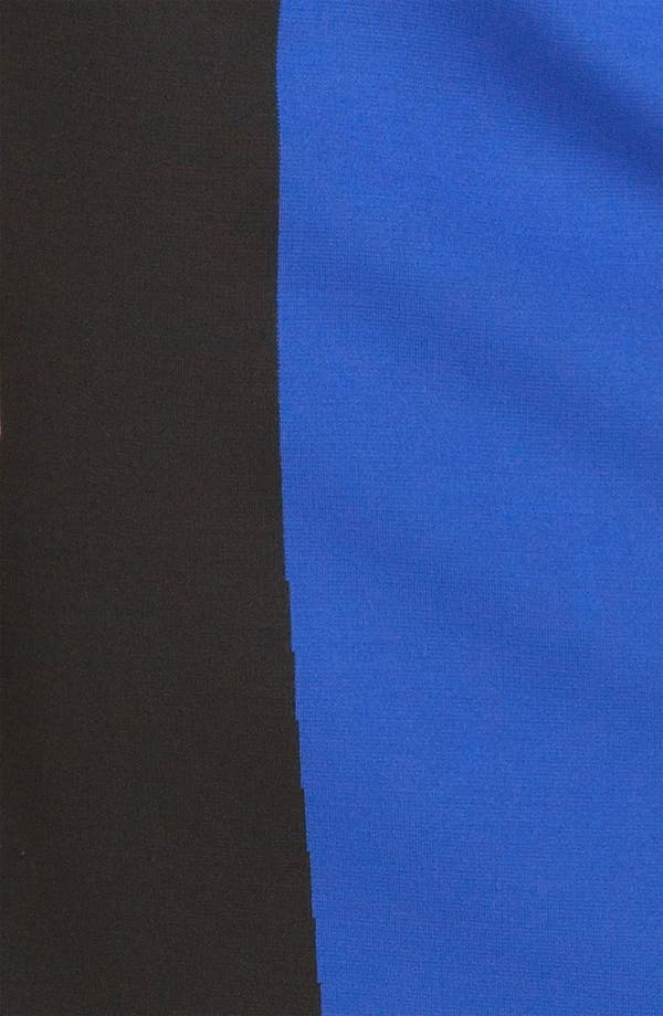 Alternate Image 3  - St. John Collection Colorblock Milano Knit Dress