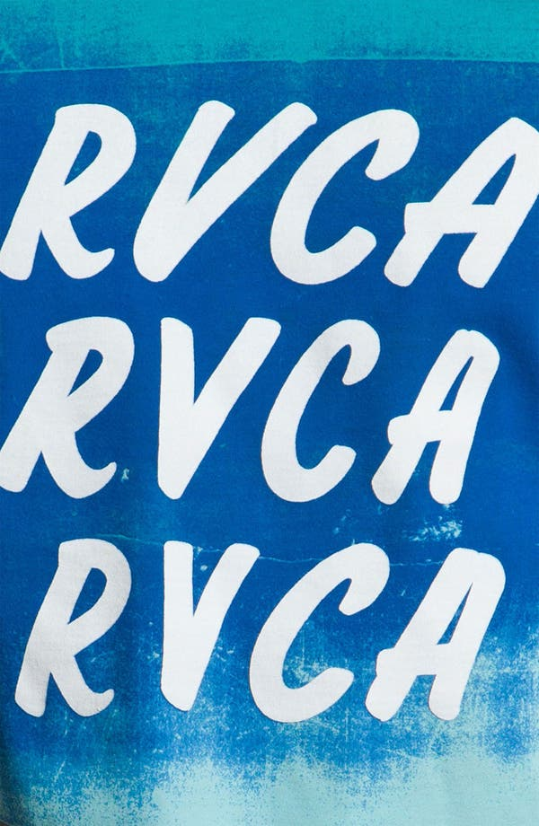 Alternate Image 3  - RVCA 'Fade' Graphic T-Shirt