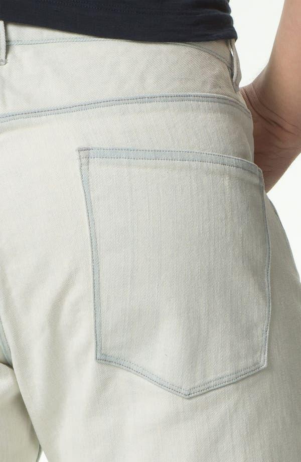 Alternate Image 4  - Theory 'Raffi Burliegh' Slim Leg Jeans (Bleached Out)