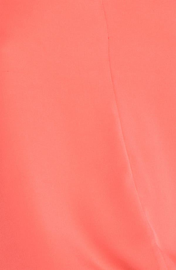 Alternate Image 3  - Milly Stretch Silk Top