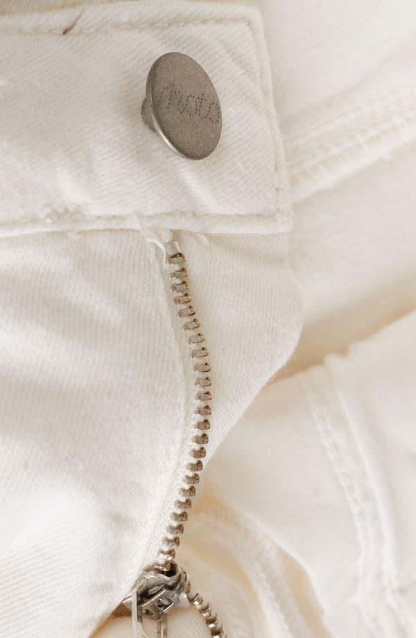 Alternate Image 3  - Topshop Moto 'Mitzy' Cutoff Denim Shorts