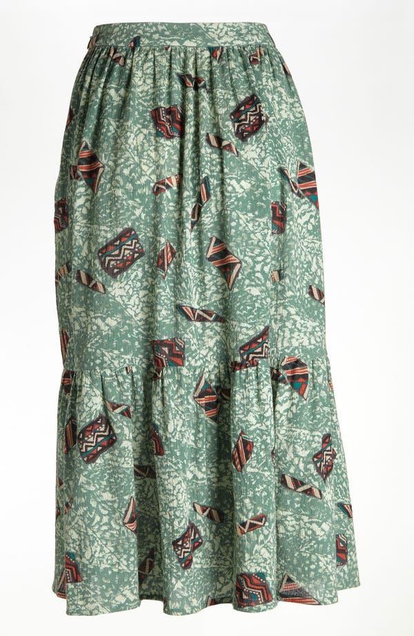 Alternate Image 2  - Viva Vena! 'Mind Reader' Tiered Midi Skirt