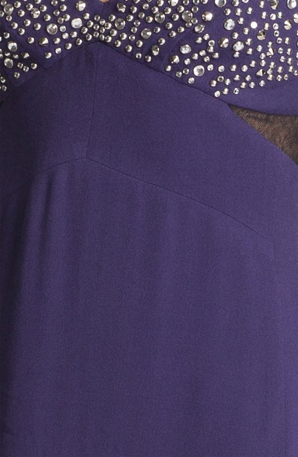 Alternate Image 3  - Rebecca Taylor Studded A-Line Dress