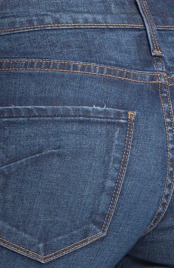 Alternate Image 3  - James Jeans Skinny Stretch Jeans (Havana) (Petite) (Online Only)