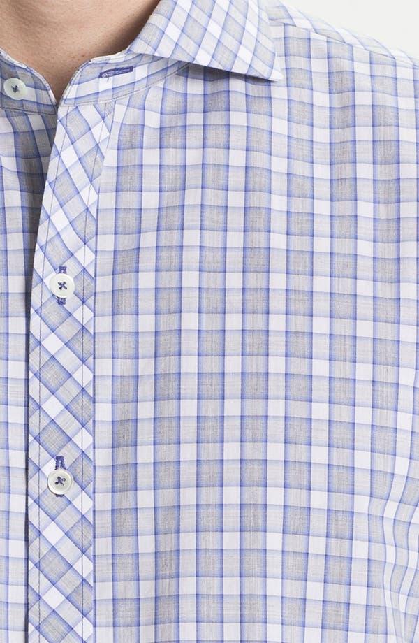 Alternate Image 3  - Zachary Prell 'Vela' Short Sleeve Sport Shirt