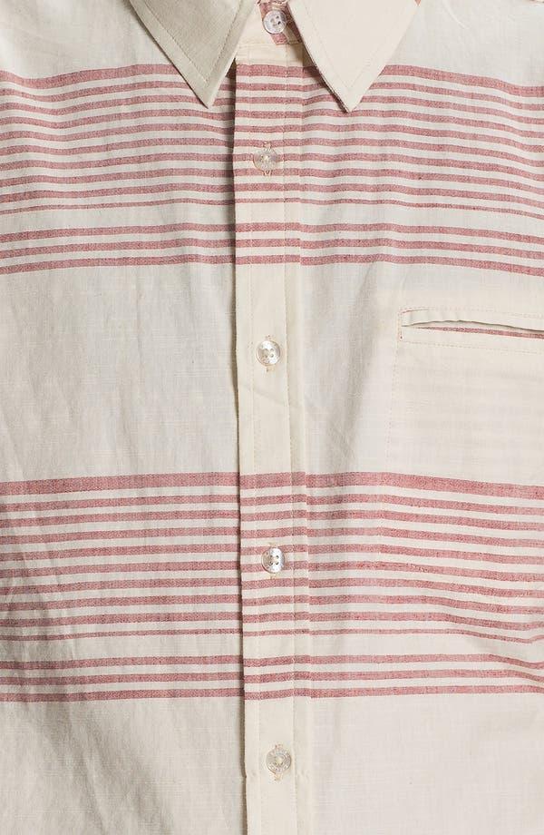Alternate Image 3  - Ezekiel 'Jed' Stripe Short Sleeve Woven Shirt