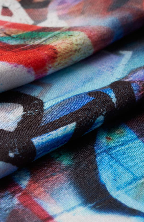 Alternate Image 3  - Topshop 'Graphic Graffiti' Print Leggings