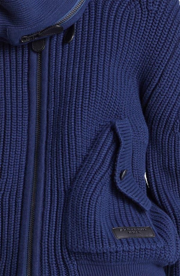 Alternate Image 3  - Burberry Brit Knit Cardigan