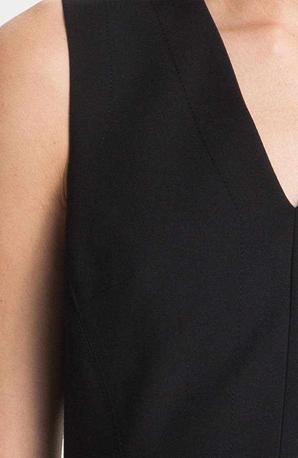 Alternate Image 3  - Tibi Sleeveless Stretch Knit Dress