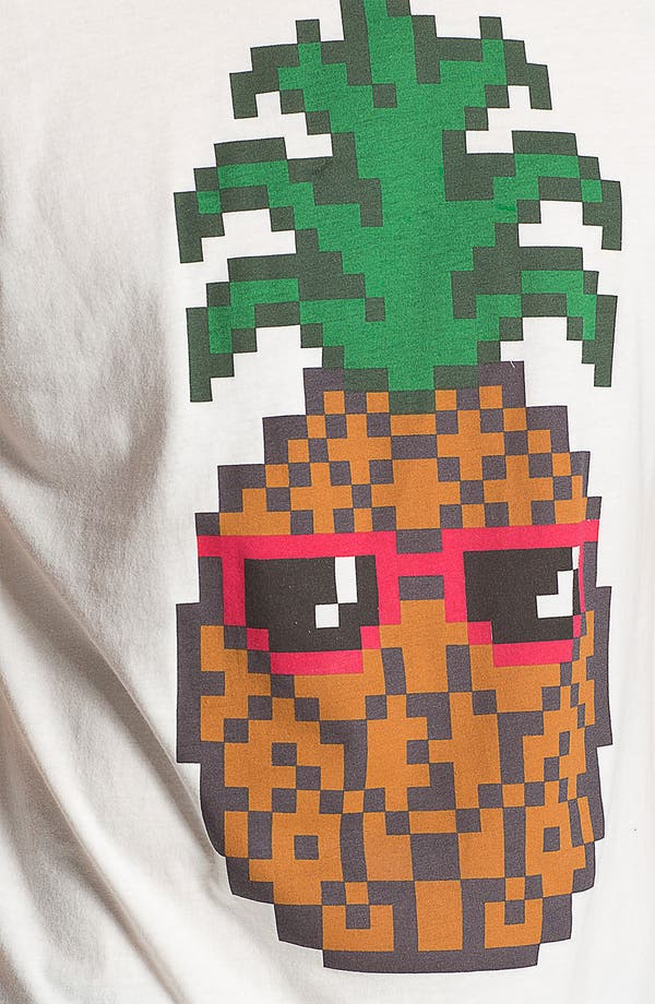 Alternate Image 3  - Threads for Thought 'Pineapple' Graphic T-Shirt