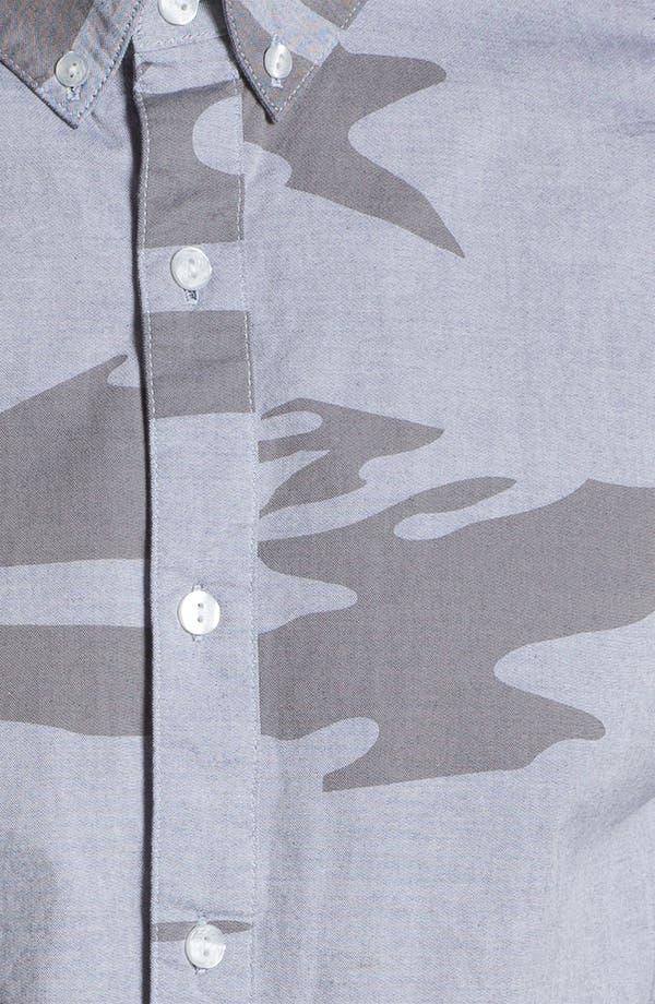 Alternate Image 3  - SLVDR 'Armitage' Trim Fit Sport Shirt